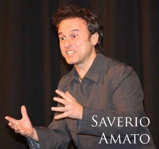 CABARET DI E CON SAVERIO AMATO